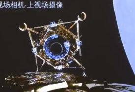 NOVA MISIJA Kineska sonda sletjela na Mjesec, donijeće uzorke tla (VIDEO)