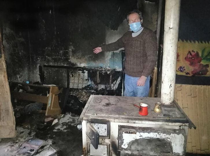 """""""RASPADAO MI SE U RUKAMA"""" Potresna ispovijest Boranina čiji je otac poginuo u požaru"""