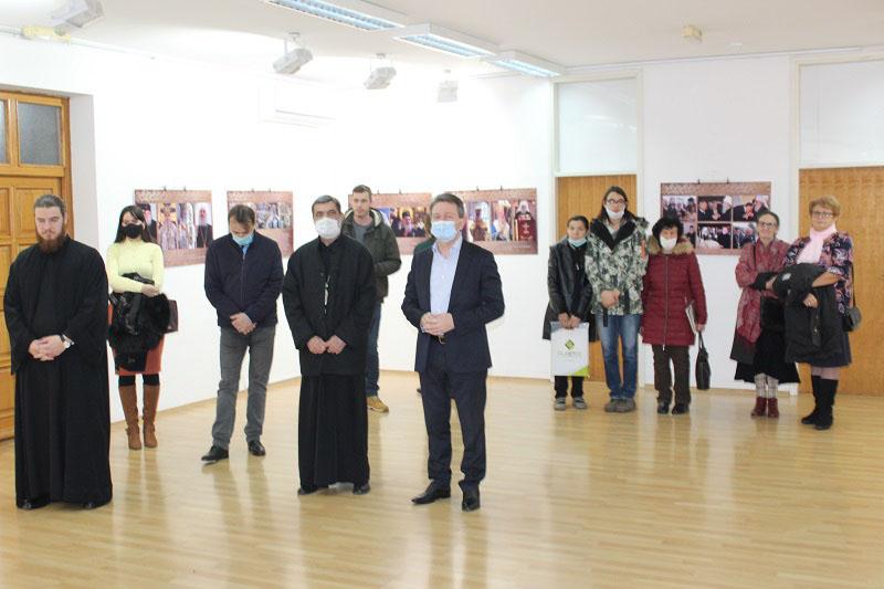 BITNI DOGAĐAJI IZ ŽIVOTA Otvorena izložba posvećena patrijarhu srpskom Irineju