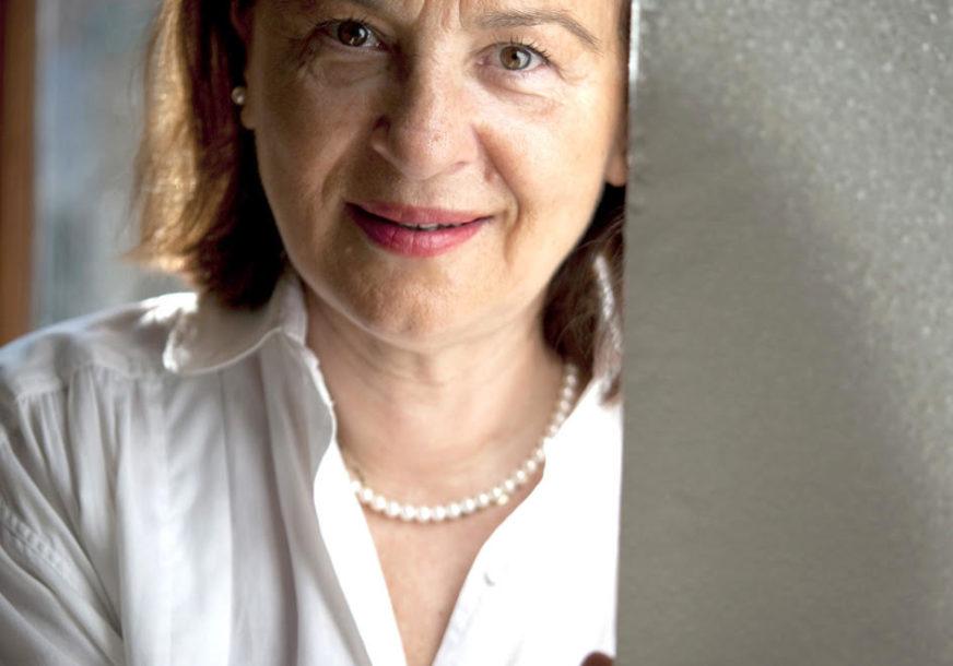 ZAVIČAJ I SRPSKI JEZIK DONIJELA U ITALIJU Stevka Šmitran kao ambasador kulture i umjetnosti