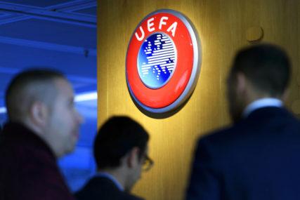 """""""NEPOVOLJNA EPIDEMIOLOŠKA SITUACIJA"""" UEFA odgodila dva Evropska prvenstva"""