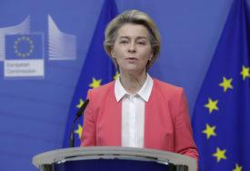 PREDSJEDNICA EVROPSKE KOMISIJE OPTIMISTIČNA Prve vakcinacije protiv korone u EU prije kraja godine