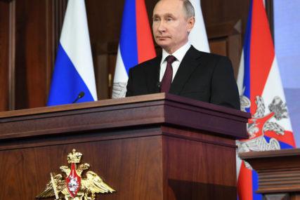 VIJEST POTRESLA CIJELI SVIJET Putin uputio telegram saučešća povodom pada putničkog aviona