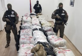 POLICIJA NA MUCI Ni nakon šest mjeseci ne znaju čijih je 460 kilograma skanka, otkrivenog kod Gradiške