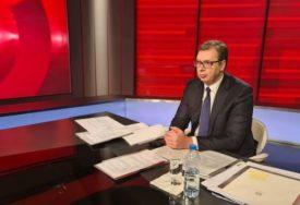 """""""NEKO SPALJIVAO ELEKTRIČNE SKLOPKE"""" Vučić izjavio da je pokušano da se SABOTIRA OTVARANJE BOLNICE"""