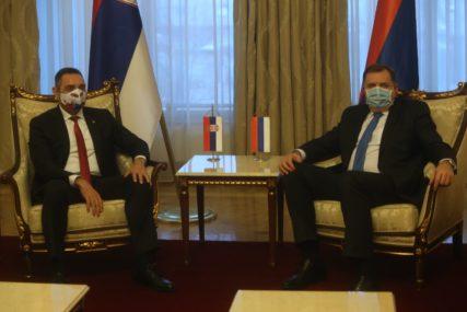 """VULIN O ODNOSIMA IZMEĐU DVIJE ZEMLJE """"Srpska je spoljnopolitički prioritet Srbije"""""""