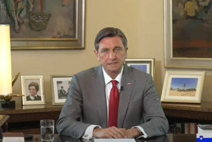 Pahor poručuje: EU potcjenjuje emocije na Zapadnom Balkanu