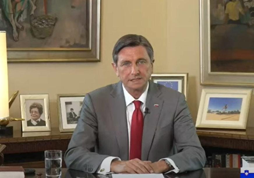 """Pahor pred dolazak u BiH """"EU mora uključiti zapadni Balkan"""""""