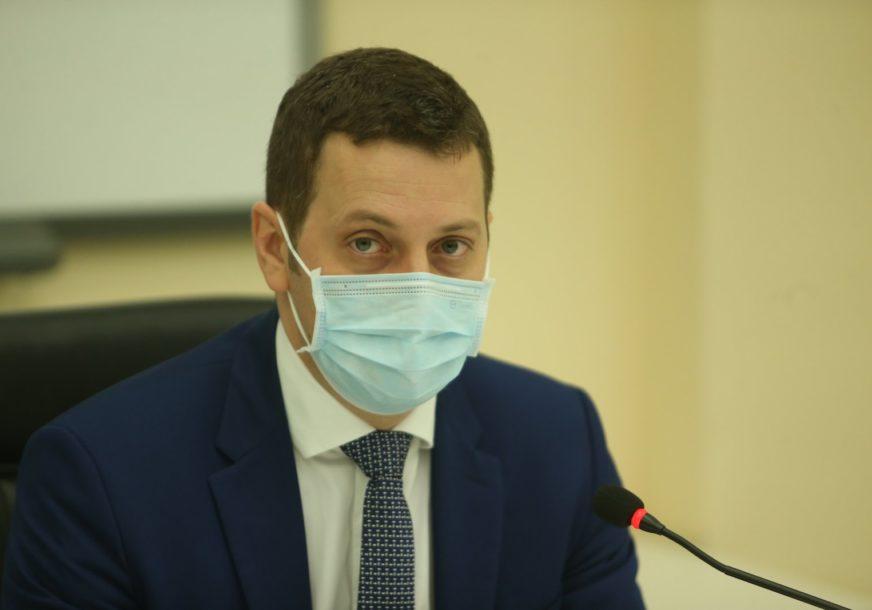 I PORED TRENUTNE STABILIZACIJE Zeljković: Epidemiološka situacija i dalje nepovoljna