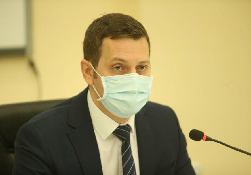 SANIRANJE POGORŠANE SITUACIJE Zeljković: Institut će predložiti set preporuka Republičkom štabu