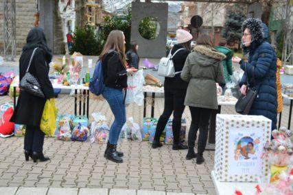 POTREBNO DVA MILIONA EVRA Održan bazar za pomoć dječaku Oliveru