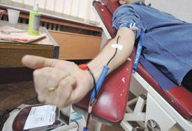 Dragocjenu tečnost dalo 55 osoba: U Šamcu organizovana druga po redu akcija dobrovoljnog darivanja krvi