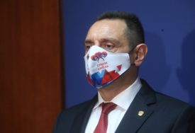 Vulin: Žandarmerija i SAJ spremni da budu oslonac Srbima