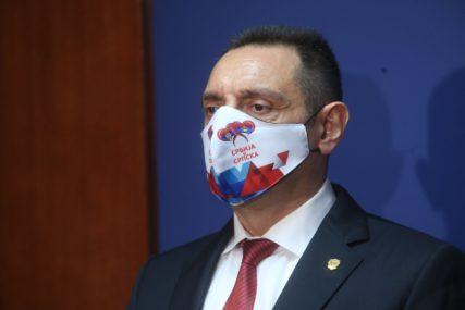 Vulin: Plenković pred Srbima ne bi smio da ponovi glupost o Hrvatima u partizanima