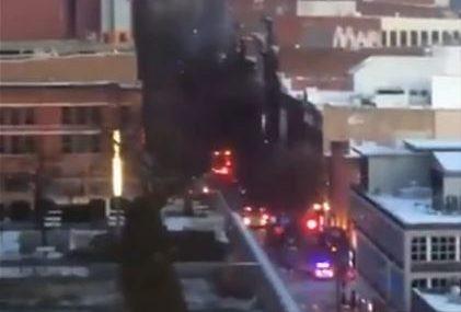 EVAKUSANO 30 LJUDI Eksplozija u stambenoj zgradi, IMA POVRIJEĐENIH (VIDEO)