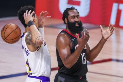 KOŠARKAŠ U CENTRU PAŽNJE Harden pod istragom u NBA ligi zbog izlaska (VIDEO)