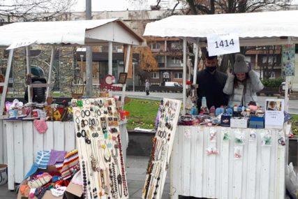 Mališanima je potrebna naša pomoć: Na paljanskom šetalištu organizovan humanitarni bazar za Ivanu, Boška i Jelenu