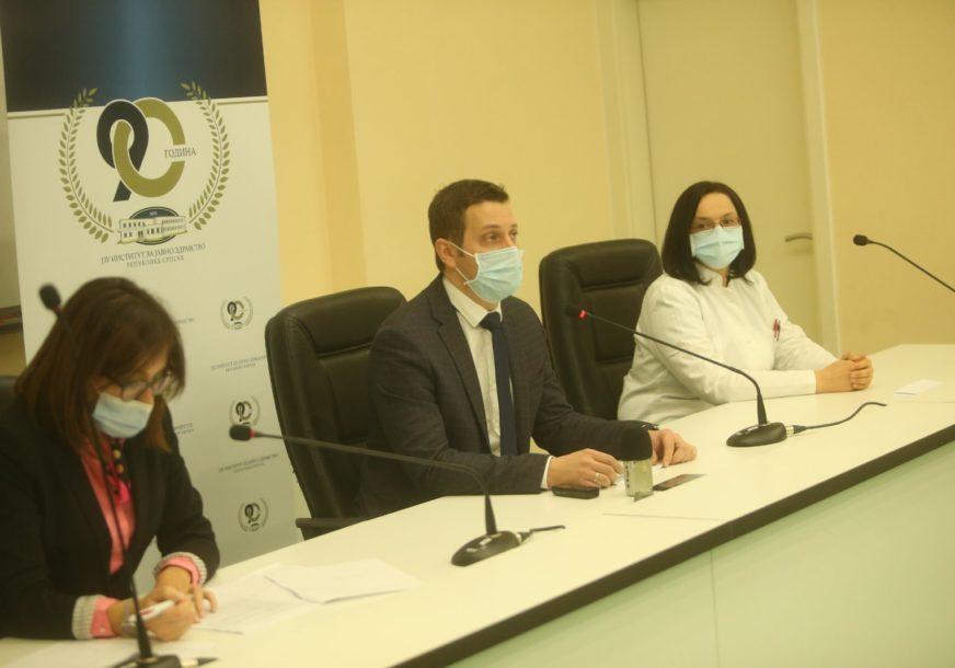 ZA DAN PREMINULO 28 PACIJENATA Korona virus potvrđen kod još 322 osobe u Srpskoj