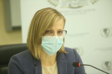 NAKON CRNOG PETKA VIŠE ZARAŽENIH ŽENA Aćimovićeva: Svako kršenje mjera brzo dovodi do pogoršanja situacije