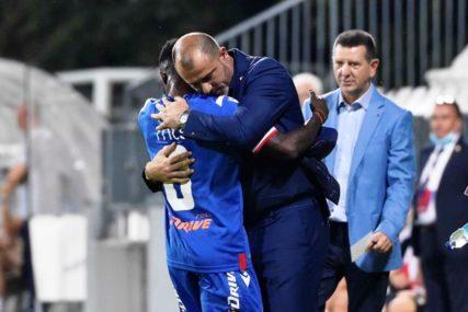 KAŽNJEN KANGA Zvezda reagovala nakon sukoba sa trenerom