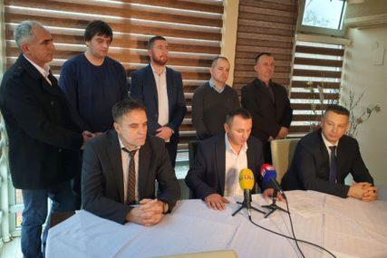 ZAJEDNIČKO DJELOVANJE Ujedinjena Srpska, SDS, SP, DNS i NDP potpisali KOALICIONI SPORAZUM