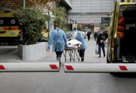 ŠIRI SE ZARAZA U GRČKOJ Na virus korona pozitivno još 1.383 ljudi, preminulo blizu 100