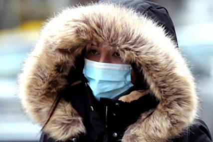 LOŠA SITUACIJA U ENGLESKOJ Na svakih 50 osoba, jedna zaražena korona virusom