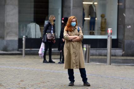 U SLOVENIJI PROTEST ZBOG MJERA Policija traži da se okupljeni građani raziđu