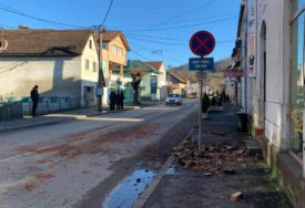 TLO U HRVATSKOJ I DALJE NE MIRUJE Posljednji zemljotres se nije osjetio u Srpskoj