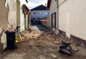 SANIRANJE POSLJEDICA JAKOG ZEMLJOTRESA Vlada Srpske odobrila finansijsku pomoć za Kostajnicu i Kozarsku Dubicu