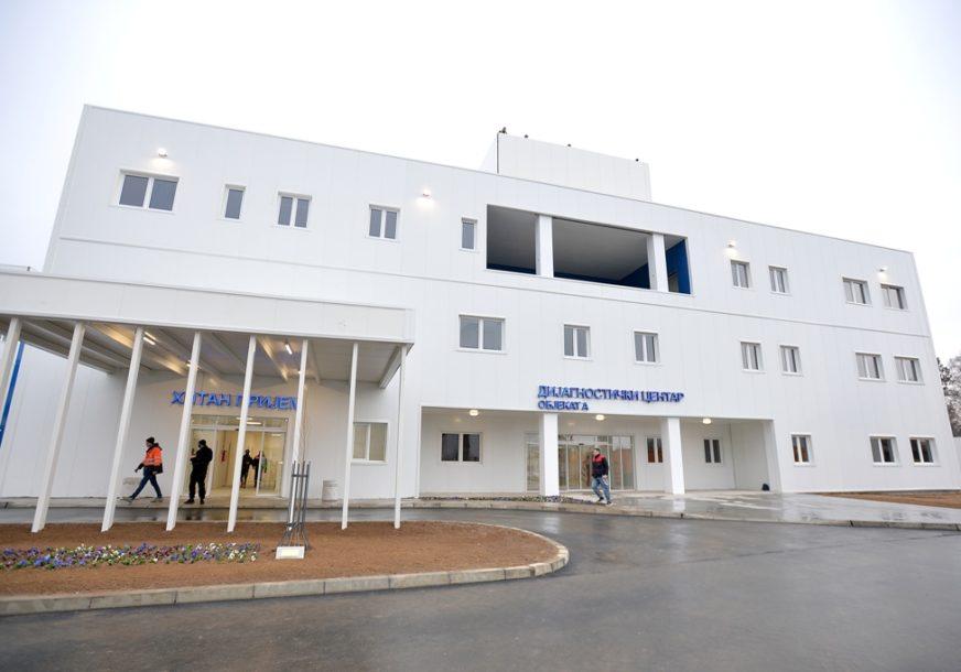 PRVI PACIJETI STIŽU VEĆ SUTRA Vučić: Nova kovid bolnica je spomenik budućnosti