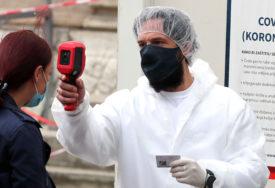 Preminulo šestoro ljudi: U FBiH za jedan dan registrovano još 280 novih slučajeva korona virusa