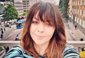 PJEVAČICA OBJAVILA DA IMA KORONU Kristina Kovač iz Švedske: Pozitvna, a nemam medicinsku njegu