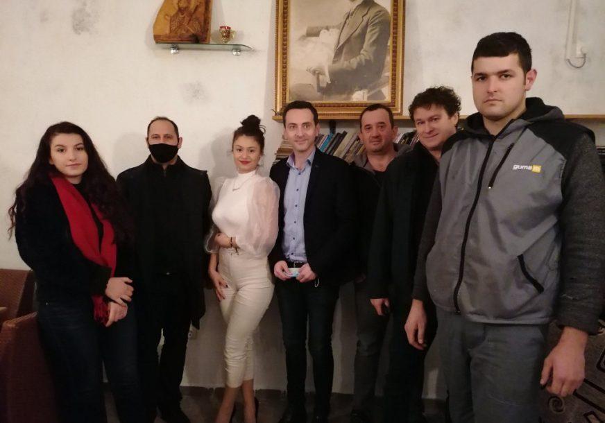 POZIV NA JEDINSTVO PRED IZBORE U MOSTARU Milivojević: Imamo veliku podršku institucija Srpske I Srbije