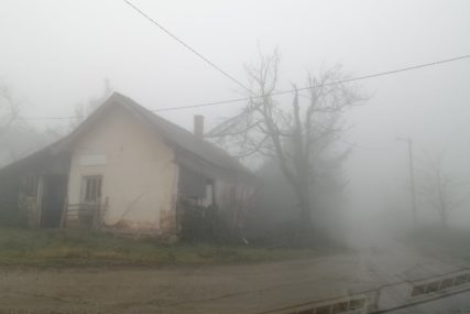 GORI ŽUTI METEOALARM Magla u gradovima širom BiH, smanjena vidljivost na manje od 200 metara