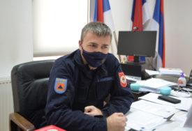REPUBLIČKA UPRAVA CIVILNE ZAŠTITE Novitović: Efikasno odgovoreno na sve izazove