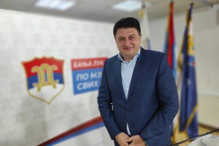 """""""Ne trebamo biti neprijatelji zato što drugačije mislimo"""" Radović uvjeren da SDS treba preuzeti odgovornost za vođenje Srpske"""