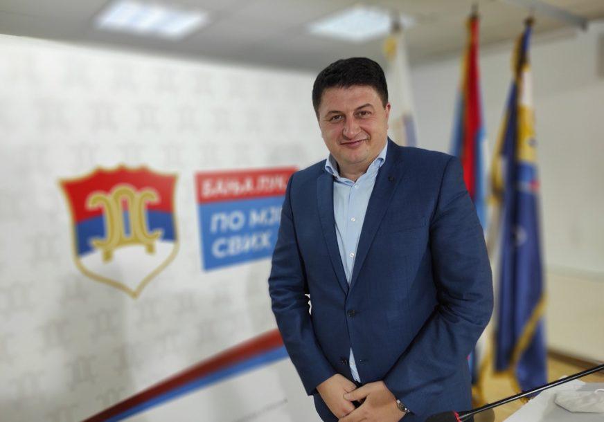 OSIGURANJE REDA TOKOM GLASANJA Radović pozvao MUP Srpske da obezbijedi izbore u Doboju