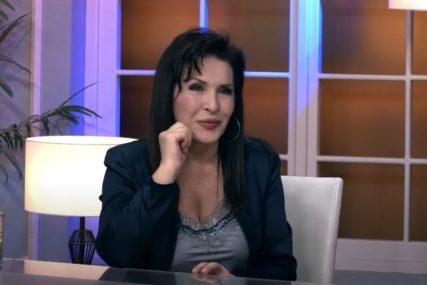 POLITIČARIMA NIKAD NIJE PJEVALA Milena Plavšić otkrila: Ne zanima me gradonačelnik Banjaluke