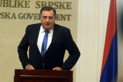 SVAKI DAN SVE BOLJE Konzilijum ljekara UKC o zdravstvenom stanju Dodika