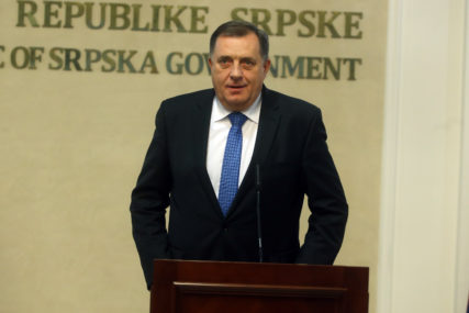 Dodik o situaciji u BiH: Inckov zakon je rezultat dugo pripremane strategije