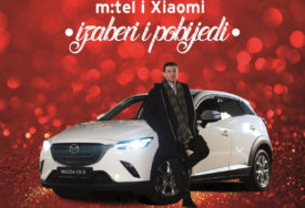 M:TEL I XIAOMI - IZABERI I POBIJEDI! Vaša šansa da osvojite Mazda CX3 automobil