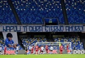 """ZVANIČNO Napoli u budućnosti igra na stadionu""""Dijego Maradona"""""""