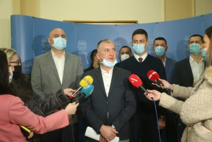FORMIRANA SKUPŠTINSKA VEĆINA Konstitutivna sjednica zakazana za 5. januar