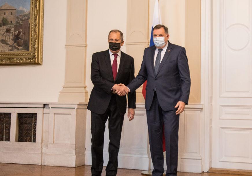 OČEKUJE ODGOVOR Dodik: Vratićemo ikonu, ako Ukrajina DOKAŽE da ju je tražila prije mog susreta s Lavrovom
