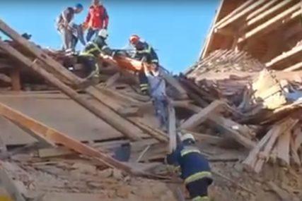 BUDNO PRATE SITUACIJU Evropska unija ponudila pomoć Hrvatskoj nakon novog zemljotresa