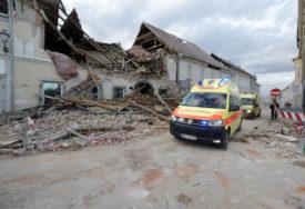 Poslije zemljotresa u Petrinji LJUDI SE SMRZAVAJU U KONTEJNERIMA: Ne smiju uključiti grijalice, nije odlučeno da li će PLAĆATI STRUJU