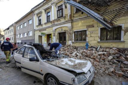 POTRES NAPRAVIO VELIKU ŠTETU Zabilježena oštećenja na 8.928 zgrada u Hrvatskoj