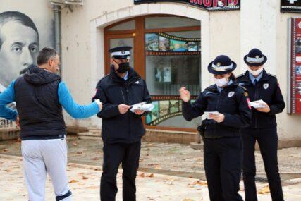 POLICIJA UPOZORILA NA OPASNOST OD DROGE Od početka godine 97 slučajeva zloupotrebe opijata