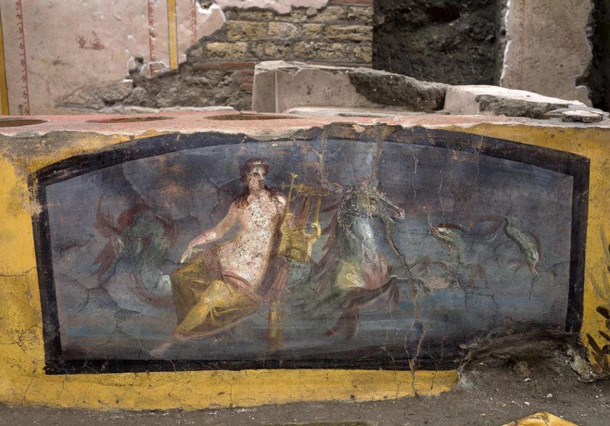 NEOBIČNO ARHEOLOŠKO OTKRIĆE U Pompeji, gradu koji je zatrpala vulkanska erupcija, pronađen ŠTAND BRZE HRANE